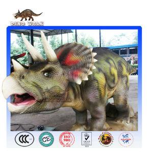 Simulation Dinosaur in Amusement Park