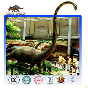 الديناصورات الميكانيكية محاكاة كبيرة في الهواء الطلق