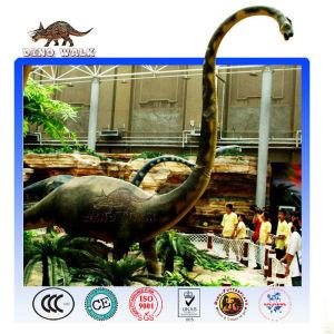 Outdoor Big Mechanical Simulation Dinosaur