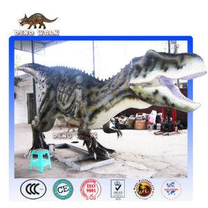 Electric Lifelike Dinosaur Model