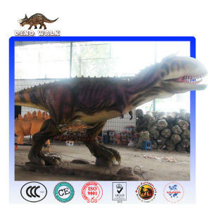 Alive Jurassic Park Dinosaur Model