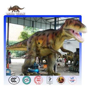 Attractive Lifesize Jurassic Dinosaur