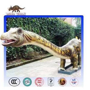 Animatronic Mamenchisaurus Dinosaur