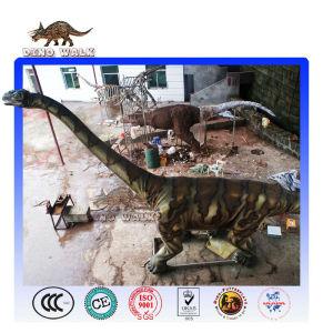 Animatronic Omeisaurus