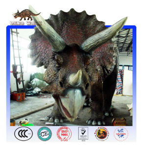 Large Animatronic Dinosaur