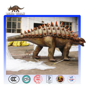 Life Size Animatronic Ankylosaurus