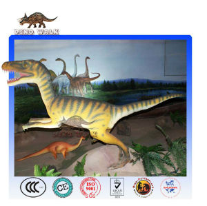 Geopark Dinosaur Attractions
