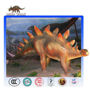 Simulated Dinosaur Replica for Museum