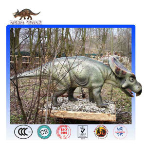 Playground Animatronic Dinosaur Outdoor Model