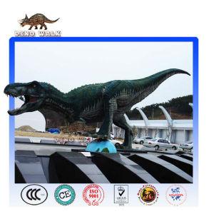 Vivid Lifesize Jurassic Dinosaur Model