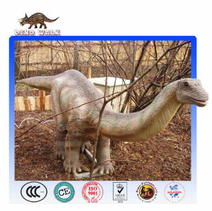 Amusement Park Dinosaur Model