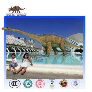 Life Size Animatronic Diplodocus