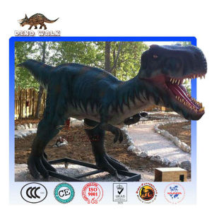 Children Park Animatronic Dinosaur Attraction