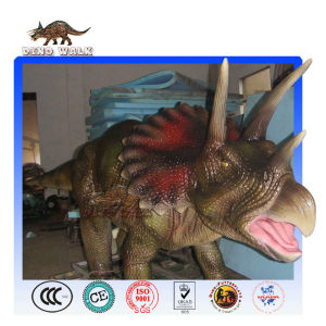 Simulation Jurassic Animatronic Dinosaur Model