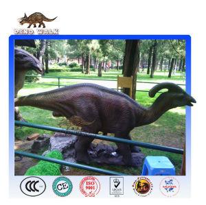 Animatronic Parasaurolophus