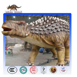 personalizado animatronic ankylosaurus