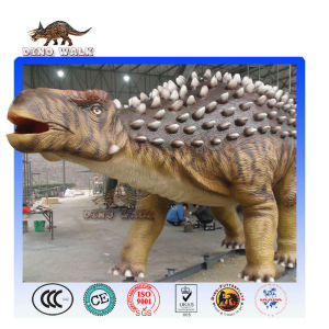 Custom Animatronic Ankylosaurus
