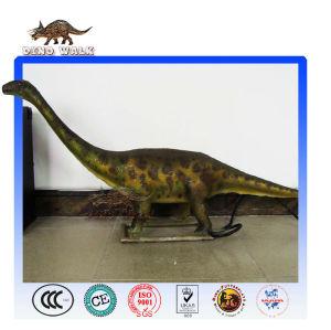 ميني روبوت الديناصورات في صالة العرض