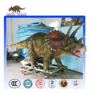Triceratops Robot Model