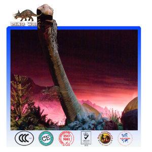 Animatronic Brachiosaurus Head