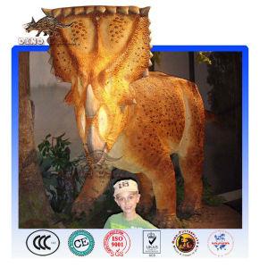 Animatronic Chasmosaurus