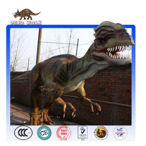 العرف تصميم ديناصور المعارض