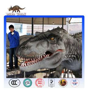 Custom Design T-Rex Head Model