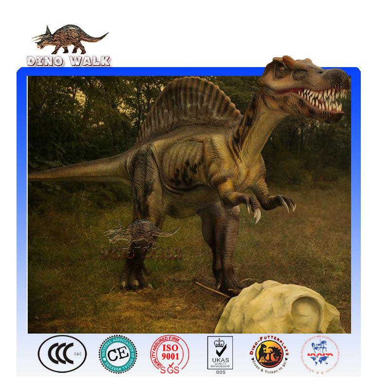 المناظر الطبيعية حديقة الديناصورات