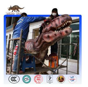 ركس الديناصور النموذج بالحجم الطبيعي