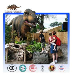 dinosauro parco attrezzature