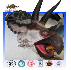 Animatronic Triceratops Head