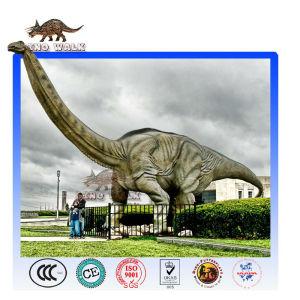 Huge Animatronic Dinosaur Landscape