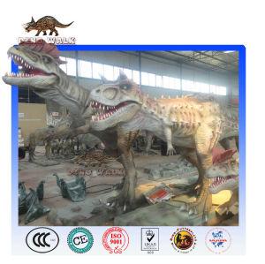 Life-Sized Animatronics Dinosaurs