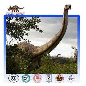 Animatronic Apatosaurus