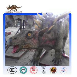 Animatronic Stegosaurus Ride