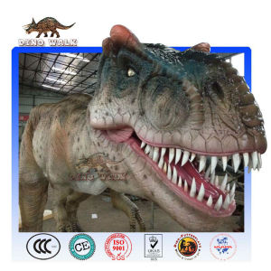 Dinopark Animatronic Yongchuanosaurus Dinosaur Model