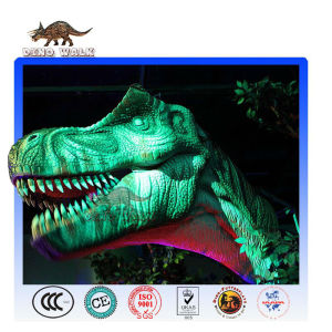 Custom Animatronic T-Rex Head