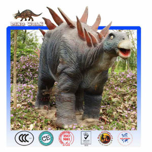 Custom Stegosaurus Robot