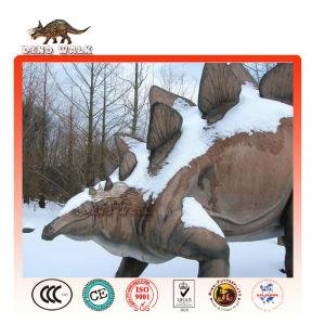 Fiberglass Stegosaurus Sculpture