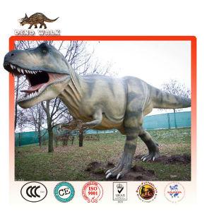الألياف الزجاجية المناظر الطبيعية ركس الديناصور