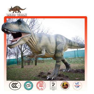 Fiberglass Tyrannosaurus Rex Landscape
