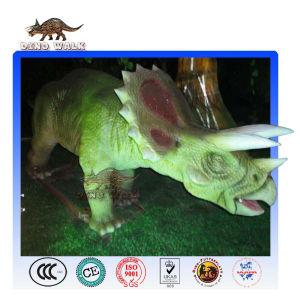 الجوراسي روبوت الديناصورات ترايسيراتوبس