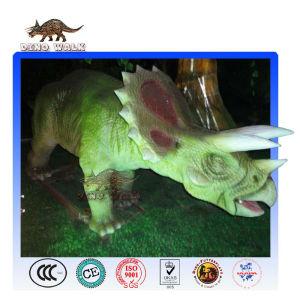 Jurassic Triceratops Dinosaur Robot