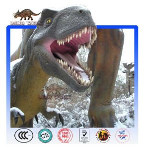 Snowproof Animatronic Dinosaur