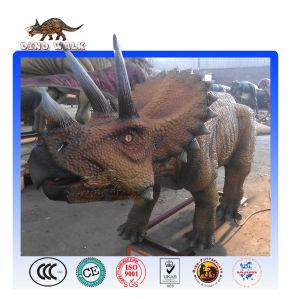 موضوع ديناصور ترايسيراتوبس متحرك