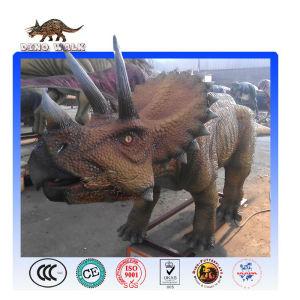Dinosaur Theme Animatronic Triceratops
