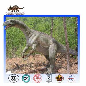 Animatronic Plateosaurus
