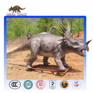 متحركالنحت styracosaurus