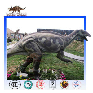 ديناصور متحرك هالوين الدعامة
