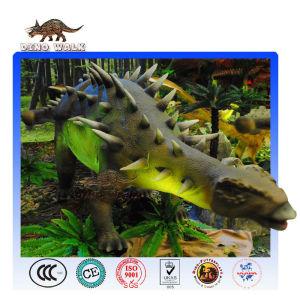 Animatronic Huayangosaurus